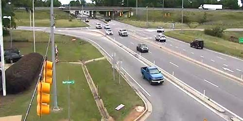 State Route 110 -  live webcam , Alabama Montgomery