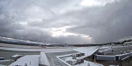 International Airport -  live webcam , Vermont Burlington