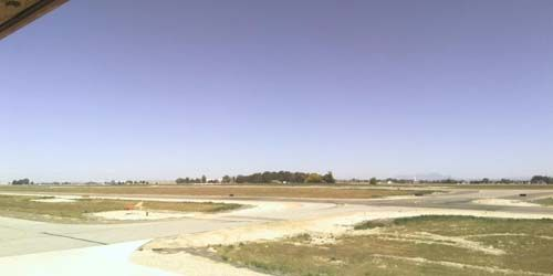 Caldwell airport -  live webcam , Idaho Boise