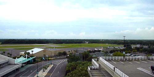 Aéroport international -  Webсam , Florida Pensacola