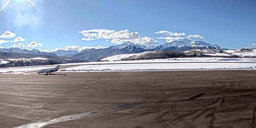 Regional Airport -  live webcam , Colorado Telluride