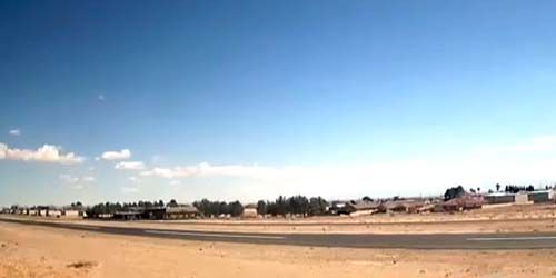 Rosamond Skypark Airport -  live webcam , California Lancaster