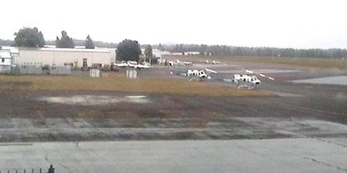 Olympia Regional Airport -  live webcam , Washington Olympia