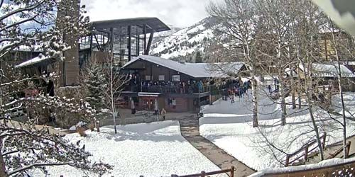 Telesquí Alpenhof Tram -  Webcam , Wyoming Jackson