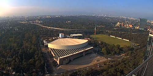 National Auditorium - entertainment center -  live webcam , Federal District Mexico City