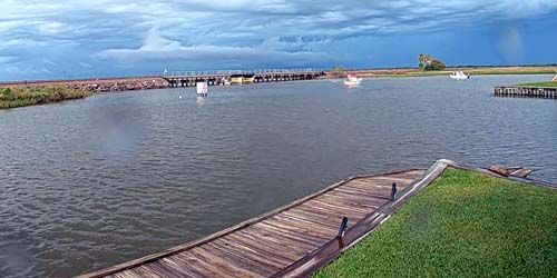 Baie de Galveston -  Webсam , Texas Houston