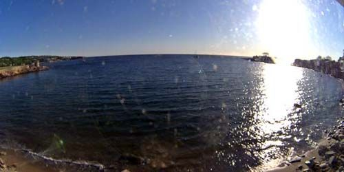 Belle baie calme -  Webсam , Massachusetts Boston