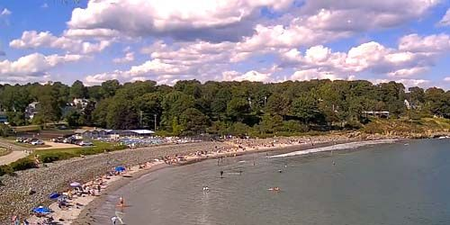 York Harbor Beach -  Webcam , Maine Kittery
