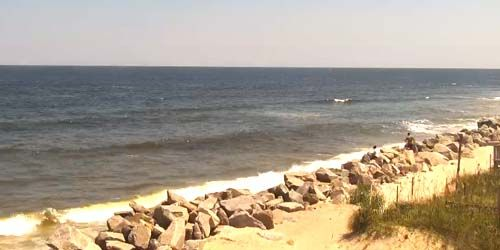 Carolina Beach - Muelle de pesca -  Webcam , North Carolina Wilmington