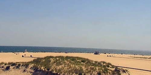 Silver Point Beach Club, Atlantic Beach -  live webcam , New York New York