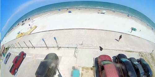 Panorama de la playa -  Webcam , Texas Corpus Christi