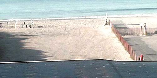 City Beach -  live webcam , Rhode Island Providence