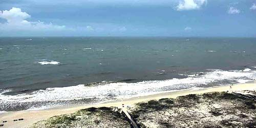 Wild beaches on Orange Beach -  live webcam , Alabama Mobile