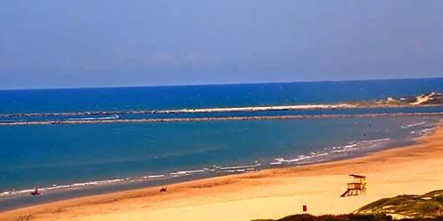Playas de South Padre Island -  Webcam , Texas Brownsville
