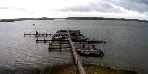 Lago negro -  Webcam , Nueva York Watertown