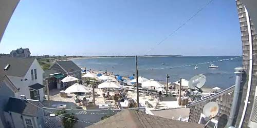 Beach on Block Island -  live webcam , Rhode Island Newport