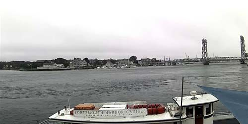 Puente conmemorativo -  Webcam , Maine Kittery