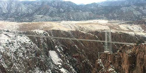 Royal Gorge Bridge -  live webcam , Colorado Canyon City
