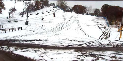 Buck Hill Ski Resort -  live webcam , Minnesota Minneapolis