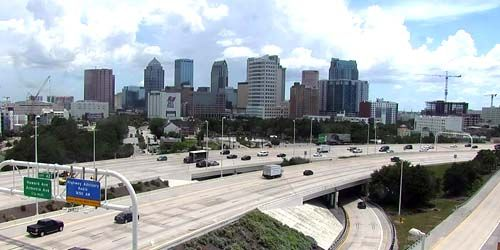 Business center -  live webcam , Florida Tampa