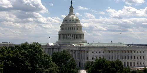 United States Capitol -  live webcam , District of Columbia Washington