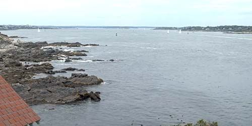 Casco Bay -  Webсam , Maine Portland