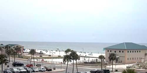 Pensacola Beach, Casino Beach Bar -  Webcam , Florida Pensacola