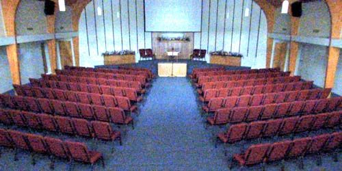 Great Hall in the Church -  live webcam , Indiana Indianapolis