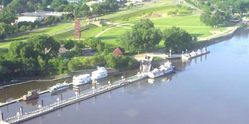 Excursion around the city -  live webcam , Minnesota Saint Paul