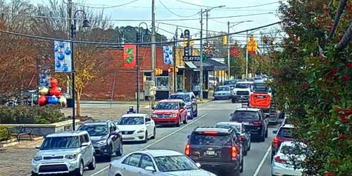 Clayton Downtown -  Webcam , North Carolina Raleigh