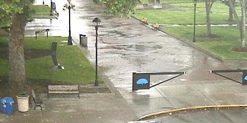 Centralia College territory -  live webcam , Washington Olympia