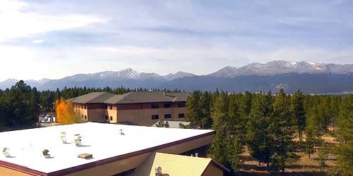 Colorado Mountain College Leadville Campus -  live webcam , Colorado Denver