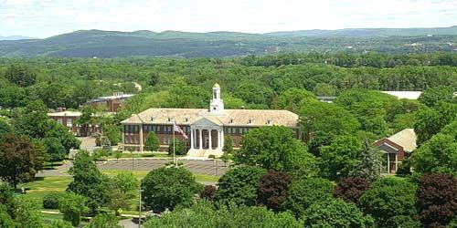 College grounds -  live webcam , New York Albany