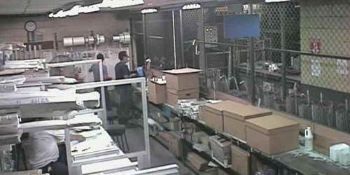 Furniture fittings company -  live webcam , San Salvador San Salvador