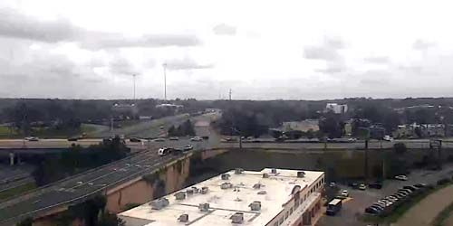 Crossroads on the outskirts of the city -  live webcam , Florida Tallahassee