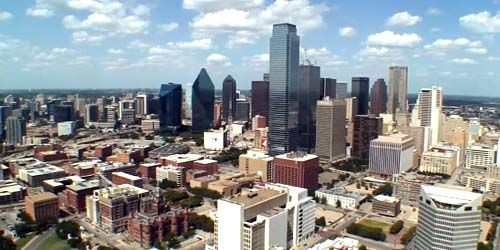 Centro de la ciudad -  Webcam , Texas Dallas