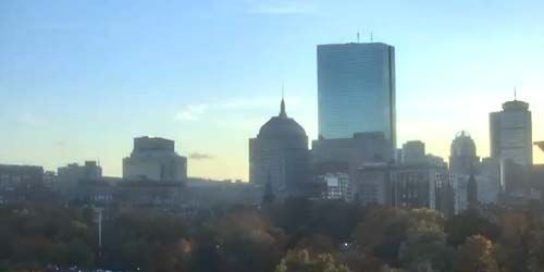 Back Bay -  live webcam , Massachusetts Boston