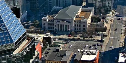 Centro, Schermerhorn Symphony Center -  Webcam , Tennessee Nashville