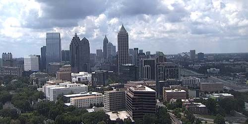 Downtown -  live webcam , Georgia Atlanta