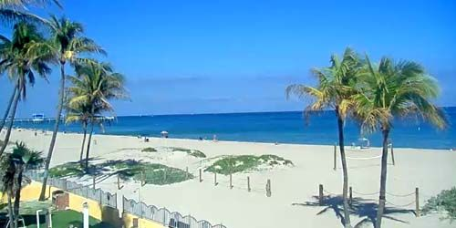 Ebb Tide Resort Oceanfront -  live webcam , Florida Fort Lauderdale