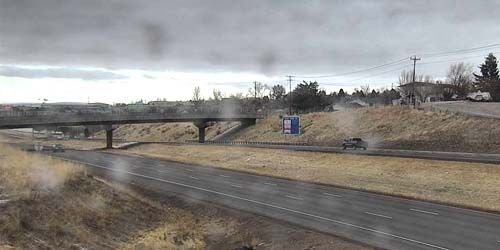 Entering the city -  live webcam , Idaho Pocatello