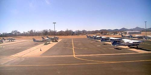 ERAU Flightline -  Webсam , Texas Dallas