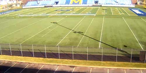 Campo de fútbol MMA en la ciudad de Bourne -  Webcam , Massachusetts New Bedford