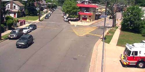 Fire Department -  live webcam , Georgia Atlanta