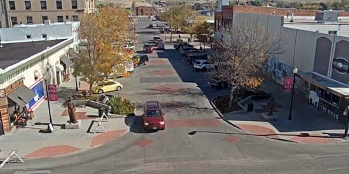 Calle Grinnell -  Webcam , Wyoming Sheridan