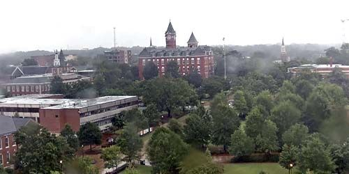 Samford Hall -  Webcam , Alabama Auburn