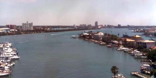 Harbor and Marina -  live webcam , Florida Clearwater