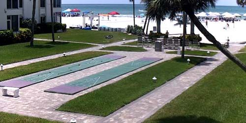 El territorio del hotel Island House Beach Resort -  Webcam , Florida Sarasota