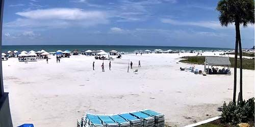 Hotel de playa Island House Beach Resort -  Webcam , Florida Sarasota