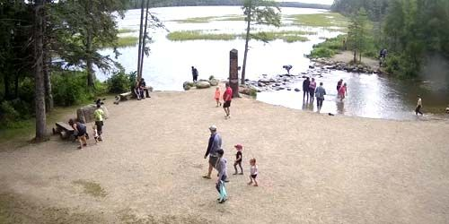 Itasca State Park -  live webcam , Minnesota Minneapolis